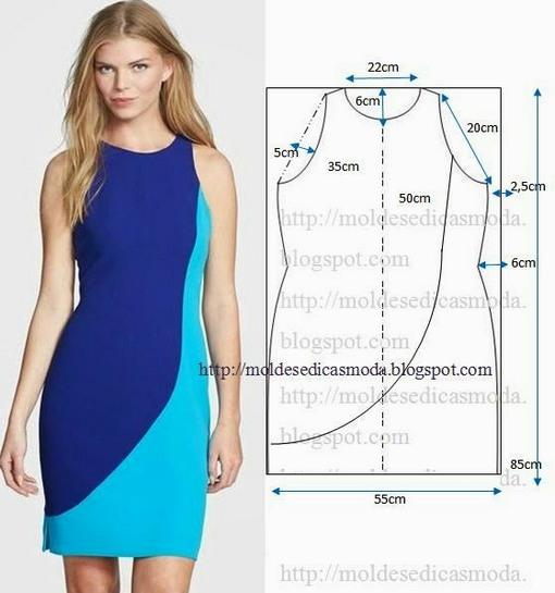 Платье-футляр 44 размер