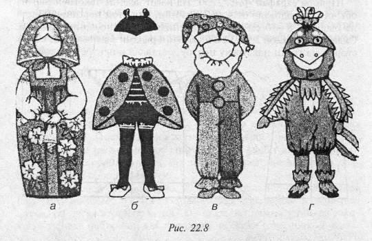 Шьем детские новогодние костюмы